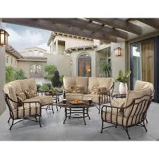 Sunbrella Outdoor Cushions Costco Seating Sets Costco