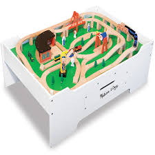 melissa doug wooden multi activity play table multi activity table for children kids in s a