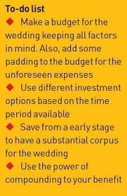wedding wishes list budget planning for marriage is like wedding wishes