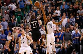 lexus parking utah jazz crawford scores 30 including winner to lead clippers 11alive com