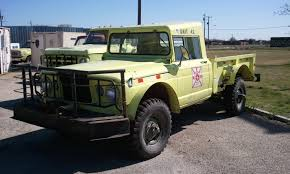 jeep truck lifted m715 kaiser jeep page