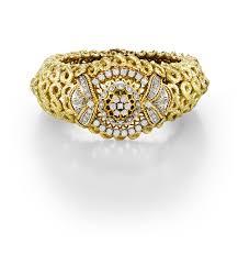Two Golden Rings Bead Chandelier David Webb Rolex Watch Bracelet Eleuteri