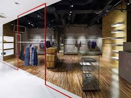 shop design and a shop by moment design yokohama retail design
