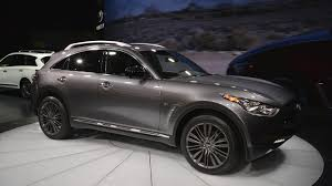 lexus rx vs infiniti qx70 infiniti qx70 limited brings luxury tweaks to an aging model