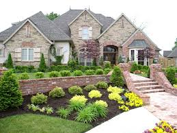 front yard landscaping ideas for bi level the garden inspirations