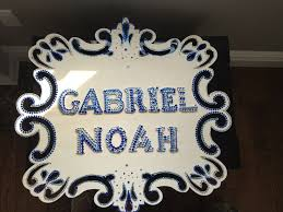 baby name plates 29 best nursery name plates images on name boards