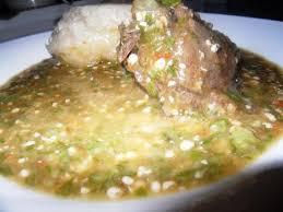 cuisiner la biche sauce gombo à la viande de biche cuisine africaine