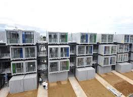 chambre universitaire des conteneurs recyclés en résidence universitaire