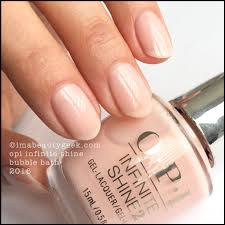 opi infinite shine bubble bath re pin nail exchange pinterest