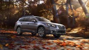 customized subaru outback why cuvs and suvs are replacing minivans as go to family cars