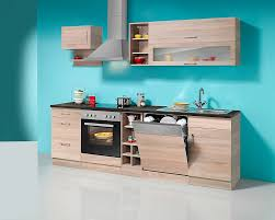 einbauk che mit elektroger ten g nstig kaufen held möbel küchenzeile mit e geräten sevilla breite 250 cm auf