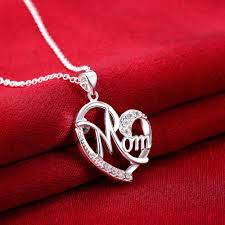 heart gifts best gifts for heart pendant necklace for women with cz