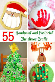 55 adorable handprint christmas crafts ruffles and rain boots