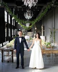 wedding backdrop calgary a whimsical warehouse wedding in calgary canada martha stewart