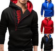 swag hoodie long hoodie mens