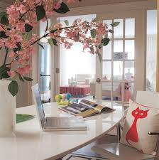 home office 30 best glam girly feminine workspace design ideas