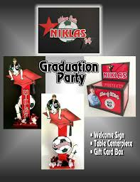 Unique Graduation Card Boxes 57 Best Graduation Party Decorations Images On Pinterest
