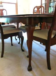 queen anne dining room set queen anne dining room set house cherry dining room set great with