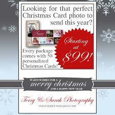 christmas photo card special outer banks photography terry
