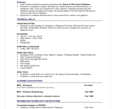 sle cv for information technology manager graph pl sqlr resume sle sidemcicek com enchanting with year