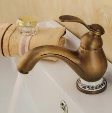 Bronze Faucets Bathroom Sink Vintage Bathroom Sink Faucets Vintage Style Bathroom Faucets