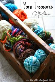 the little backyard farm yarn treasures gift ideas