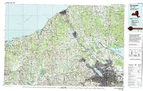 New York City Map Pdf Topographic Map Of New York You Can See A Map Of Many Places On