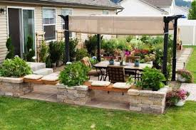 Beautiful Patio Gardens Appmon
