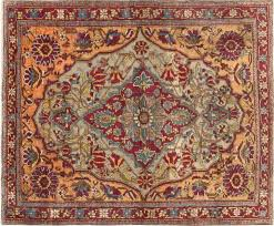 Signed Persian Rugs Kashan Rugs Nazmiyal Antique Persian Kashan Rug Guide