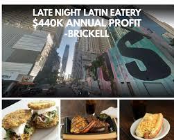listings restaurant sales group