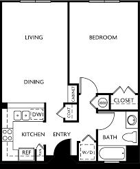 Marina Promenade Floor Plans by Camarillo Ca Apartments University Glen Floorplans