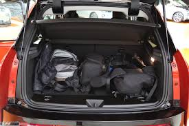Bmw X5 7 Seater Boot Space - first drive review bmw i3