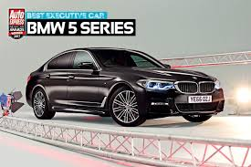 car bmw 2017 executive car of the year 2017 bmw 5 series new car awards 2017