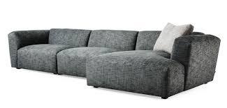 canapé modulaire canapé d angle haut de gamme scandinave