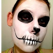 raccoon halloween makeup how to do sugar skull make up with face and body paints