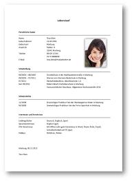 Lebenslauf Muster Ms Word Lebenslauf Layout Starengineering