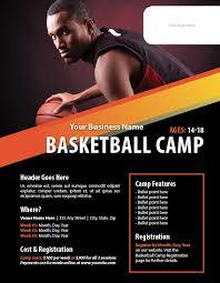 basketball c brochure template basketball c flyer template yourweek 19c126eca25e