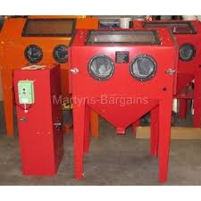 sandblaster cabinet for sale double door sand blasting cabinet sbc220a plus dust extractor
