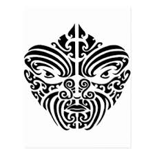 maori postcards zazzle