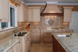 Kitchen Floor Options by Classique Floors Tile Granite Marble