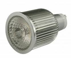 high output led lights high output cob 10w 240v gu10 led l ugu10led10wcob wh uge