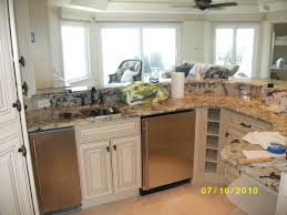 Off White Kitchen Cabinets by Off White Kitchens Decorating Clear