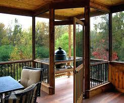 Enclosed Patio Windows Decorating Decoration Patio Enclosure Design Ideas Screen Porch Screened