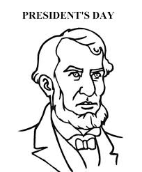 download lincoln presidents day coloring pages or print lincoln
