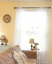 Sears Drapery Dept by New Window Curtains In The Living Room My Thoughts U2013 At Home
