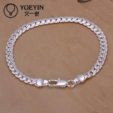 silver snake chain bracelet images Buy free shipping latest women classy design jpg
