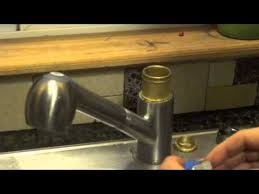 how to fix price pfister kitchen faucet diy fix replacing leaking cartridge on price pfister kitchen