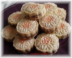 cuisine de loulou mooncakes marbrés chocolat noisettes la cuisine de loulou