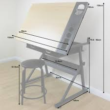 Drafting Table Dimensions Furniture Architect Table Lovely Says Who We Are Furniture