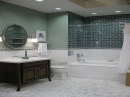 italian bathroom vanity cabinets mint green ceramic tile mint